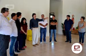 Deputado Federal Frangão visita Ubiratã