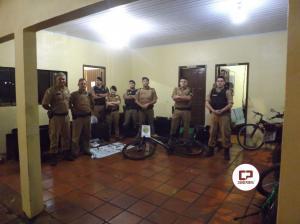 Mega operação da Polícia Militar de Ubiratã