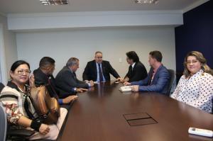 Ubiratanenses viajam à Brasília em busca de novos investimentos