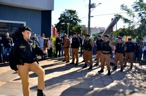 Ubiratanenses se reúnem no Paço Municipal para encerramento oficial da Semana da Pátria