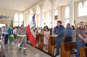Missa em ação de graças ao Aniversário de Ubiratã