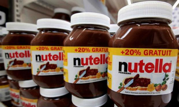 Nutella é retirada de supermercados por ser potencialmente cancerígeno