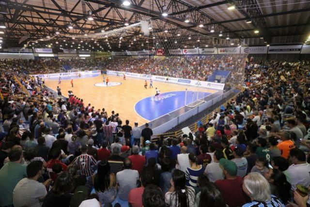 Foz Cataratas faz jogo histórico neste sábado contra o Joinville