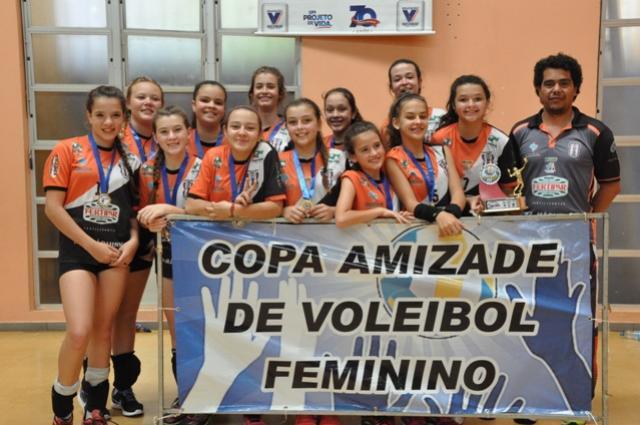 Copa Amizade encerra temporada com título geral para Pérola
