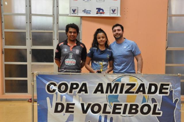Juranda garante vice-campeonato na última etapa da Copa Amizade