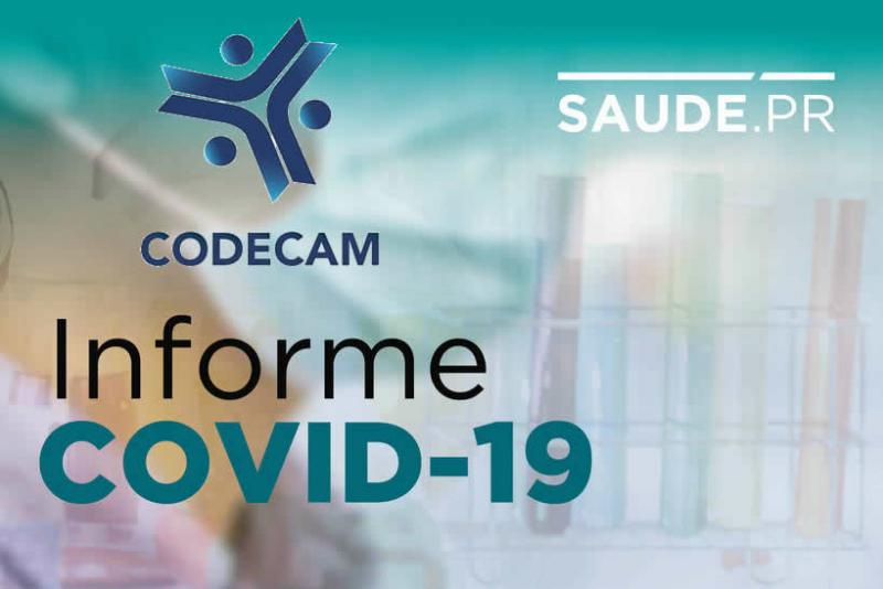 Conselho de Desenvolvimento Econômico de Campo Mourão - Codecam divulga informações sobre Covid-19