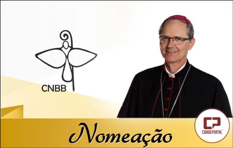 Papa aceita renúncia de dom Francisco Javier e nomeia novo bispo de Campo Mourão-PR