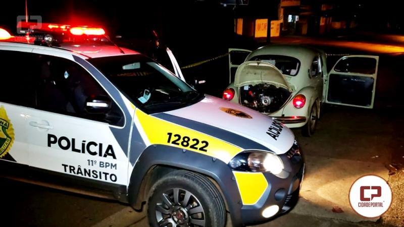 Idoso de 75 anos é brutalmente assassinado em Roncador, dupla envolvida foi presa em Campo Mourão