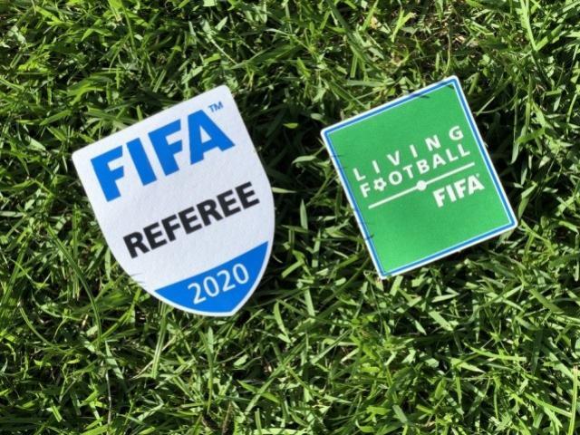 Novo quadro FIFA: CBF entregará insígnia a 30 árbitros e árbitras