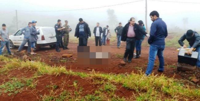 Brasileiro é executado com 29 tiros de Fuzil na Fronteira