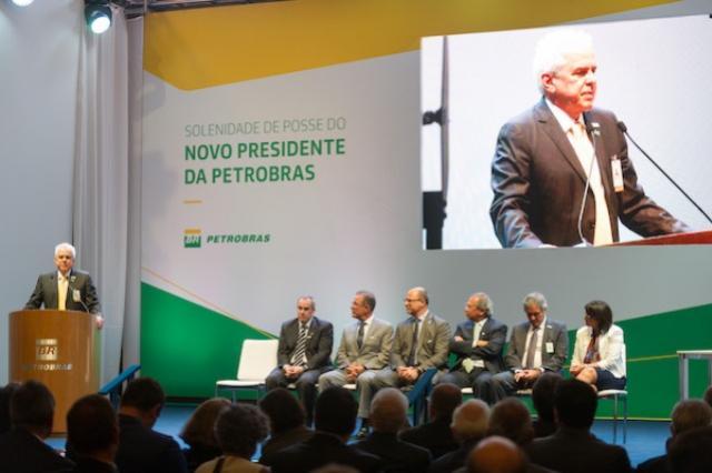 Roberto Castello Branco assume a presidência da companhia Petrobras