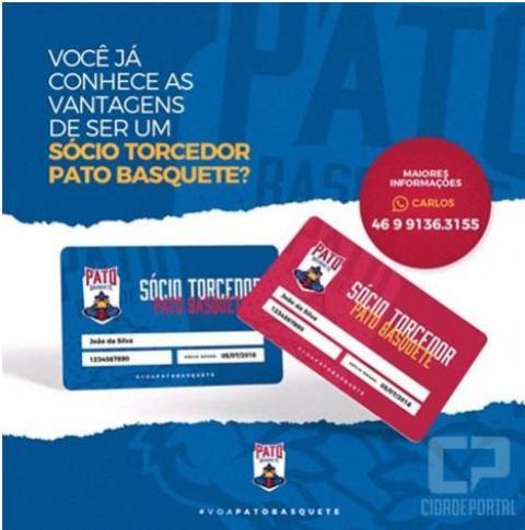 O Pato Basquete inicia preparações para o campeonato de 2019 com recepção e avaliação dos atletas