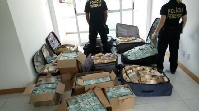Ex-ministro Geddel Vieira Lima é preso após apreensão de R$ 51 milhões