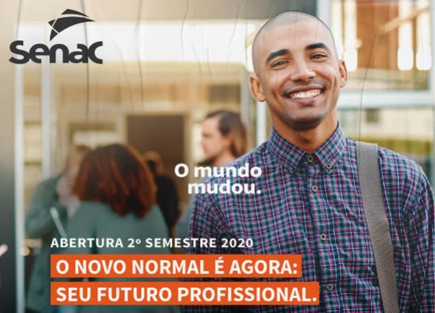 EVENTO GRATUITO: Palestra de Abertura dos Cursos Técnicos SENAC - Campo Mourão