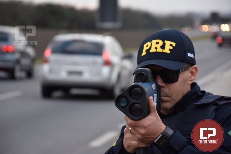 PRF lança Operação Nossa Senhora Aparecida a partir da zero hora desta quinta-feira, 11