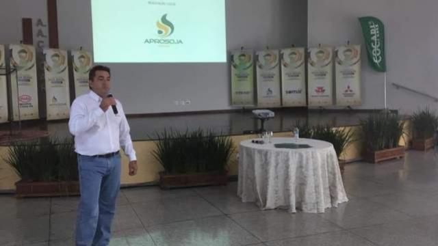 Última etapa da Caravana Soja Brasil Cooperativas do Paraná foi realizada em Mandaguari