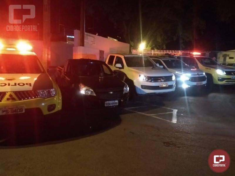 Polícia Militar de Maringá prende quadrilha e recupera veículos furtados na região