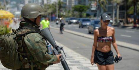 Força Nacional ficará no RJ e no ES até início de março