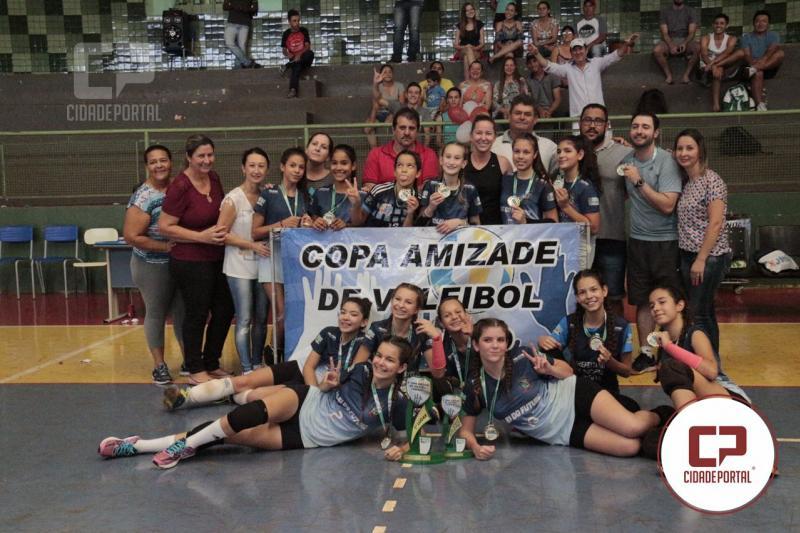 Juranda conquista etapa em casa e assume vice-liderança da Copa Amizade