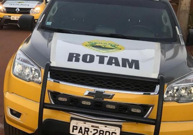 ROTAM da 3ª CIPM encaminha indivíduos por desobediência em Loanda