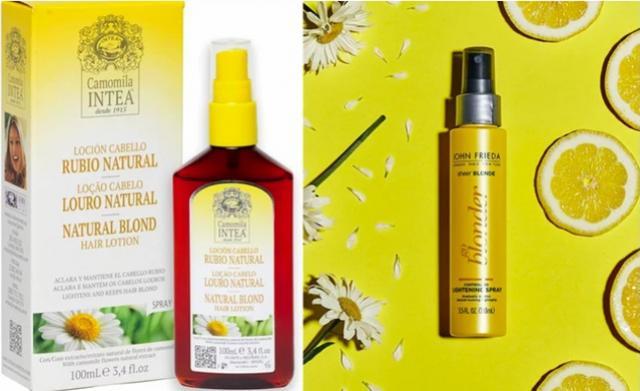 4 produtos que clareiam naturalmente o cabelo e são bem avaliados por quem já usou