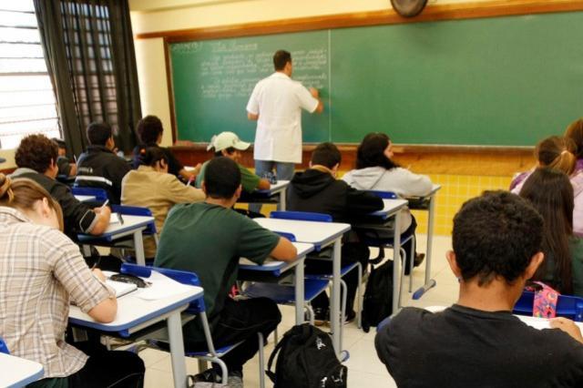 Educação confirma prova para seleção de professores PSS