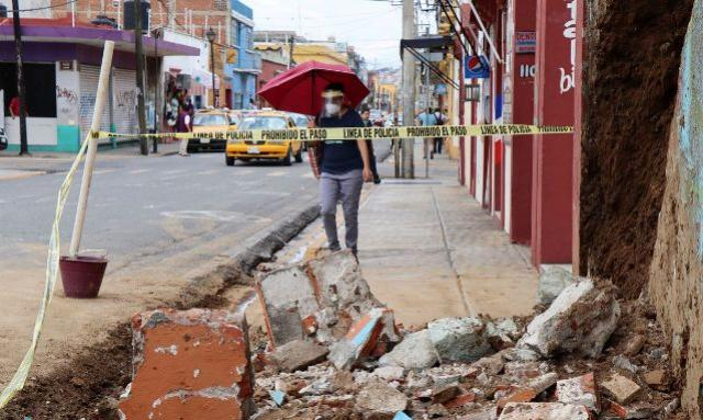 Terremoto que atingiu Sul do México deixa pelo menos seis mortos