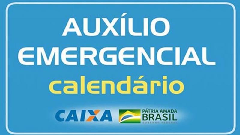 Auxílio Emergencial - Calendário de Pagamentos