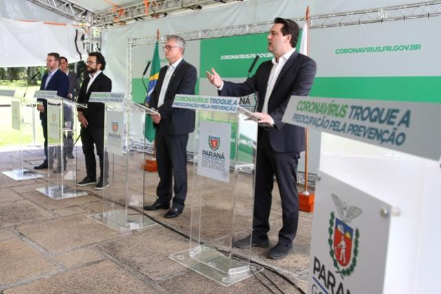 Governador anuncia pacote de R$1 bilhão para preservar os empregos