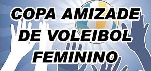 Voleibol de Juranda disputa 4ª etapa da Copa Amizade neste fim de semana