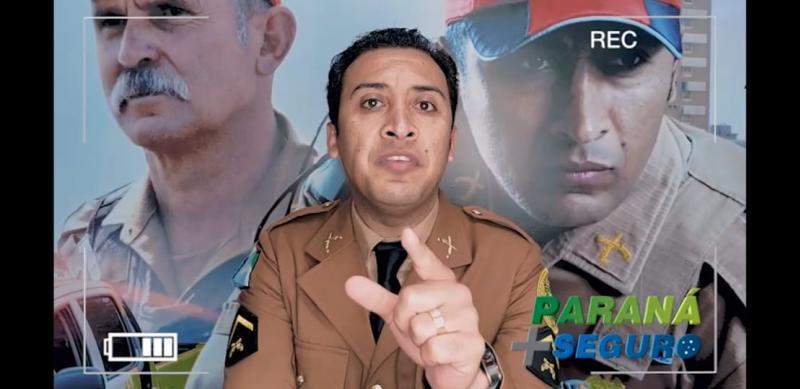 Deputado Soldado Adriano José encaminha à ALEP projeto de Videomonitramento no Paraná