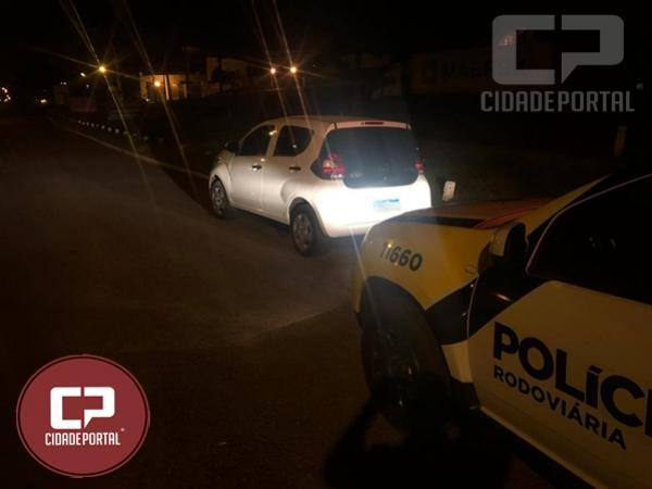 PRE de Cruzeiro recupera veículo de locadora e condutor é detido por apropriação indébita