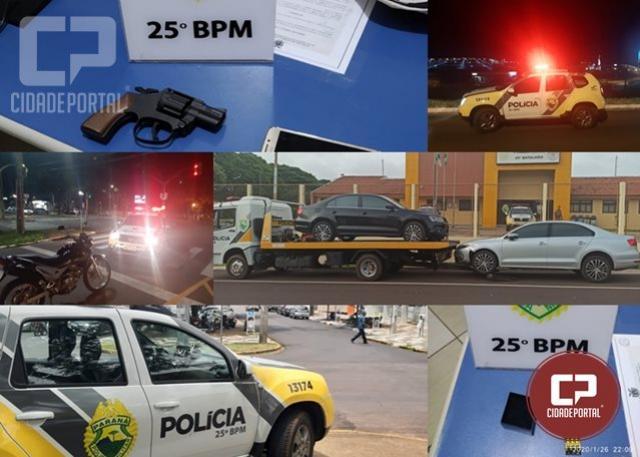 Polícia Militar de Umuarama realiza mais de 2500 atendimentos em Janeiro - veja o balanço completo