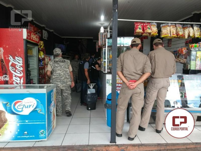 Segunda etapa da Operação AIFU foi desencadeada em Umuarama