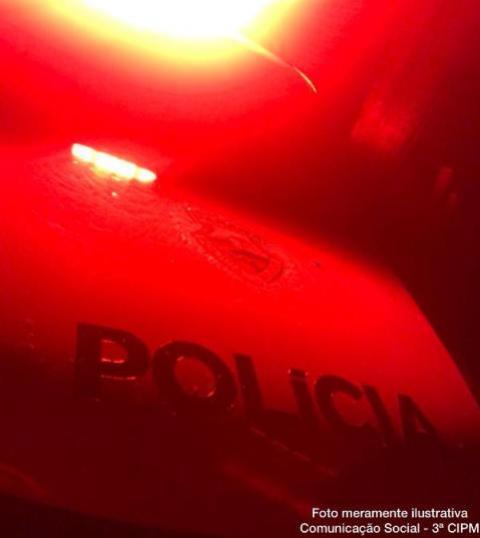 Polícia Militar da 3ª CIPM prende indivíduo por violência doméstica em Loanda