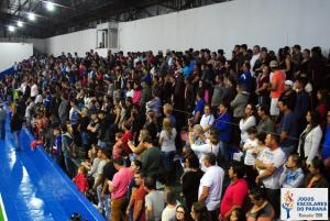 Em Roncador muita festa e alegria com ginásio lotado na abertura oficial dos JEPS