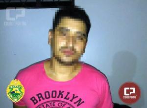 Uma pessoa foi presa em Ubiratã por tentativa de homicídio na cidade de Juranda, Polícia procura comparsa
