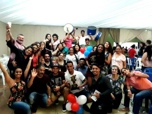 Mallu Cavalcanti vence categoria Kids do 13º Fermop e Ubiratã ganha como torcida mais animada