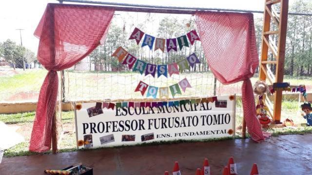 Realizada a 1º EXPOPEC na Educação de Ubiratã