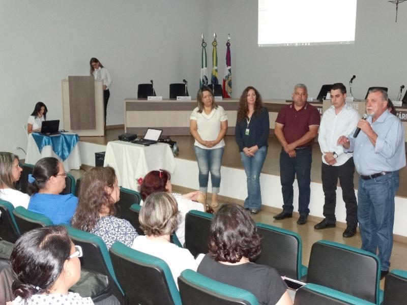 Ubiratã discutiu Plano Municipal de Educação