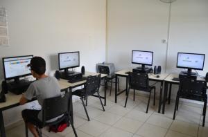 Abertas inscrições para curso gratuito de informática básica na Biblioteca Municipal de Ubiratã