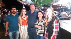 Muita alegria e diversão no 8º Arraiá do Jardim Petrica em Ubiratã