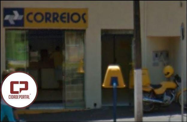 Agência dos Correios de Roncador foi assaltada nesta quarta-feira, 01