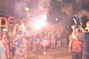 Começou com muita alegria e diversão o Carnaval da Seringueira 2019