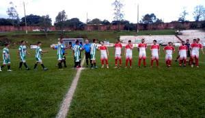 Vitória em casa garante classificação em primeiro do grupo com uma rodada de antecedência para Ubiratã