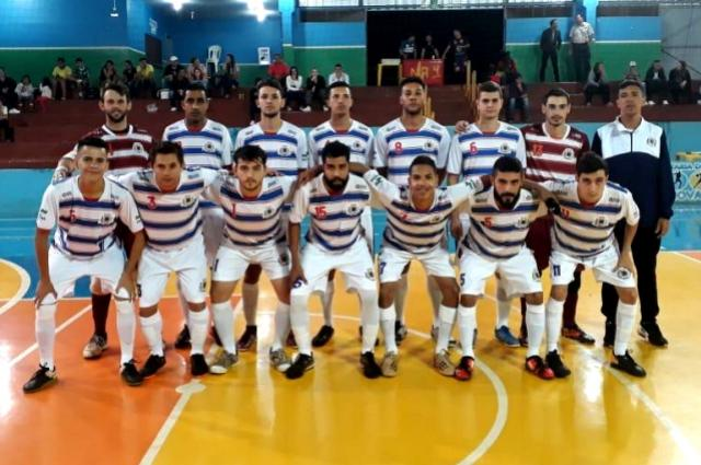 Ubiratã vence a primeira partida na Copa Amop de Futsal
