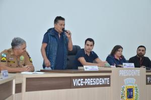 Congresso técnico definiu detalhes dos Jogos da Juventude que acontece em Ubiratã