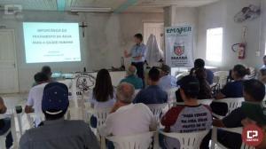 Evento busca da qualificação de agroindústrias em Ubiratã