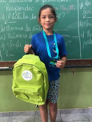 Alunos de Ubiratã recebem premiação de Concurso Cultural
