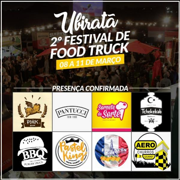 Mega Movimento do Esporte contará com festival de Foodtrucks